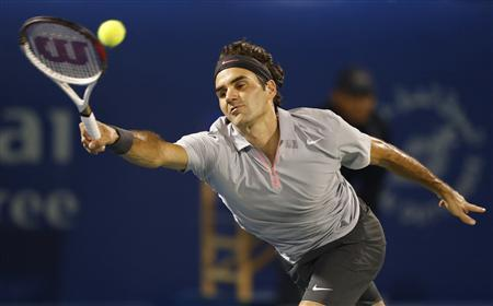 Federer, Djokovic Cruise In Dubai