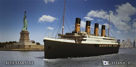 Modern Engineering Will Help Titanic II Go On
