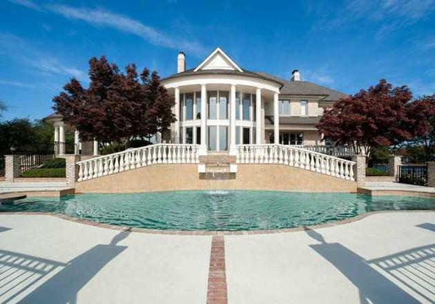 Michael Jordan's New North Carolina Home