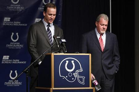 Colts Considered Traded Peyton Manning In 2004