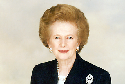 Rough Local Crowd - Margaret Thatcher Statue Rejected By Hometown Conservatives