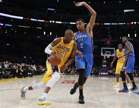 Kobe Bryant Intends To Be Healthy For Start Of Next Season