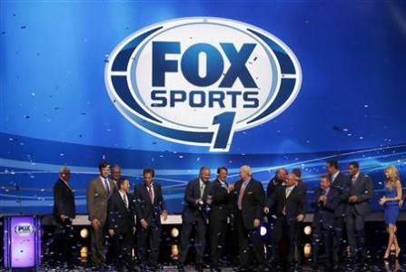 Fox Takes Aim At ESPN With National Sports TV Channel