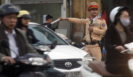 Vietnam To Reassign Obese, Short, And Rude Traffic Cops