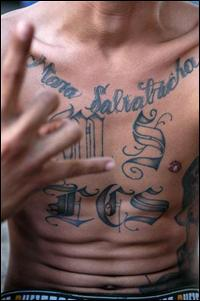 A Salvadoran Gang, A Mexican Cartel And Anti-Tank Weapons