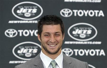 Tim Tebow Heading To Lingerie League?