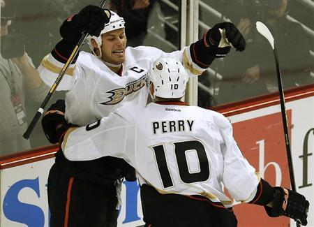 Ducks Sign Captain Getzlaf To Eight-Year Extension