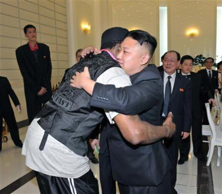 Dennis Rodman Reveals A North Korean State Secret Involving Kim Jong-Un