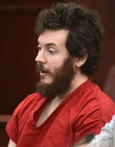 Aurora Shooter Pleads Not Guilty Sporting Wild Beard