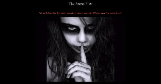 The Secret Files