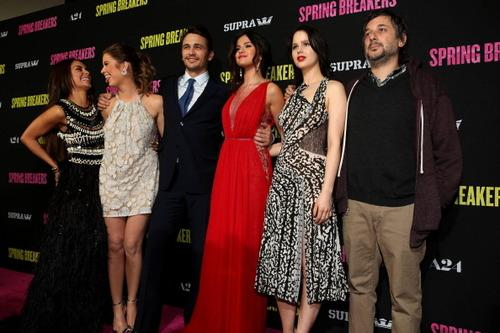"""Spring Breakers"" Movie Premiere"