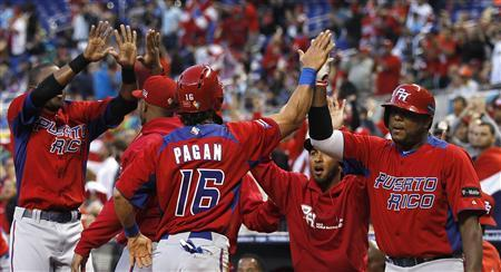 Puerto Rico Eliminates U.S., Reach WBC Semi-finals