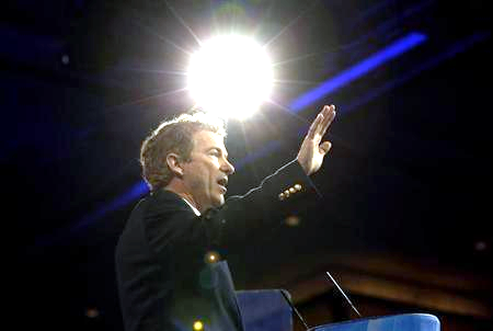Rand Paul May Sue US Government Over PRISM