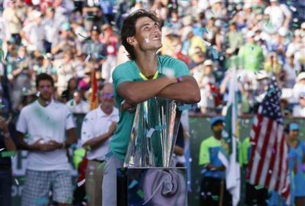 Comeback Maestro Nadal Wins At Indian Wells