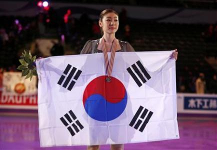 Kim Yuna Remains Figure Skating's Top Draw