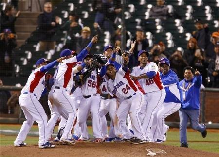 Puerto Rico And The Dominican Republic Meet in WBC Final