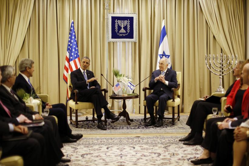 Obama Israel 20March2013 Perez table
