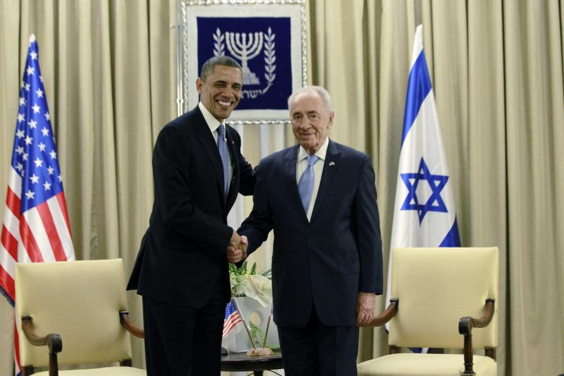 Obama Israel 20March2013 Perez