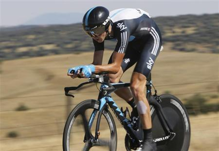 Cycling: Chris Froome A Star And A Leader In Sport