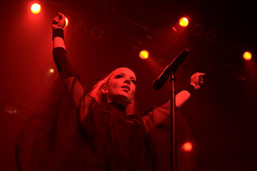 Shirley Manson at Terminal 5