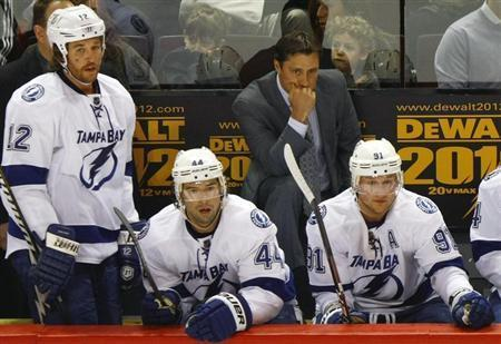Slumping Lightning Fire Coach Boucher