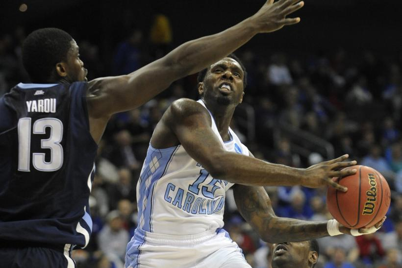 P.J. Hairston North Carolina