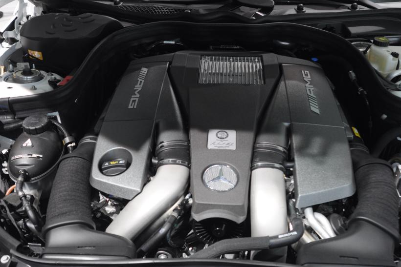 2014 Mercedes-Benz CLA 45 AMG Engine