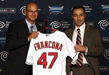 Francona, Indians Spoof iPhone's 'Siri'