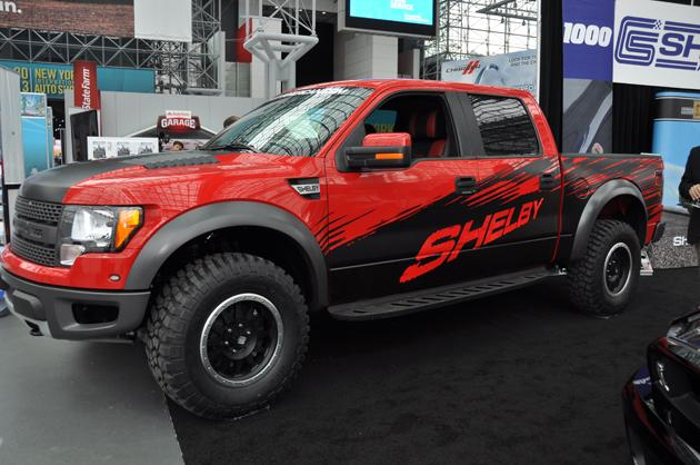 Gets Down In The Dirt With Its 2013-2014 Custom Ford F-150 Raptor