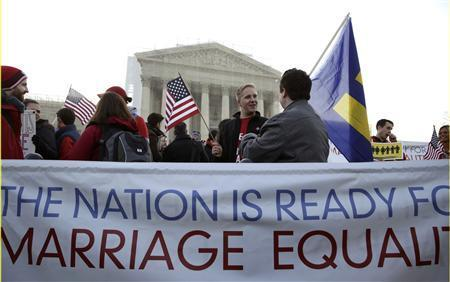 Rhode Island Set To Recognize Same-Sex Marriage