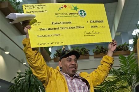 Powerball Winner Owes $29,000 In Child Support