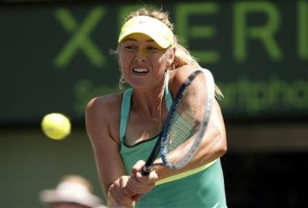 Sharapova Into Sony Open Final, Murray To Semis