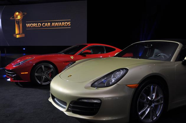 World Cars of the Year nominees