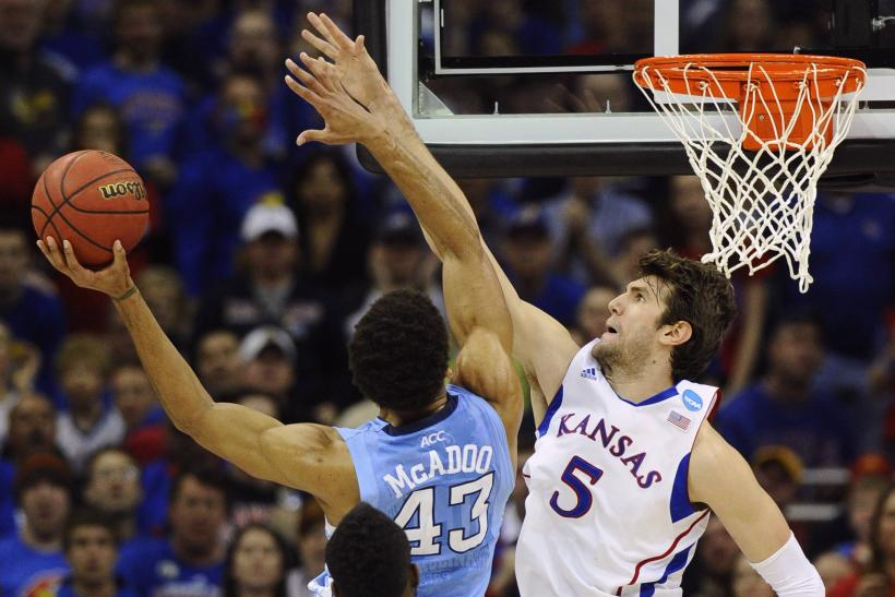 Jeff Withey Kansas