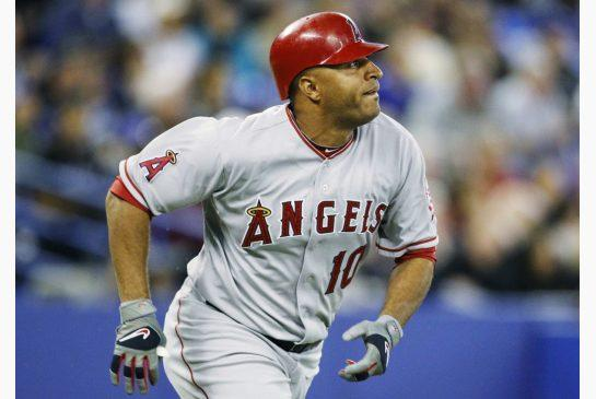 Vernon Wells, Left Fielder