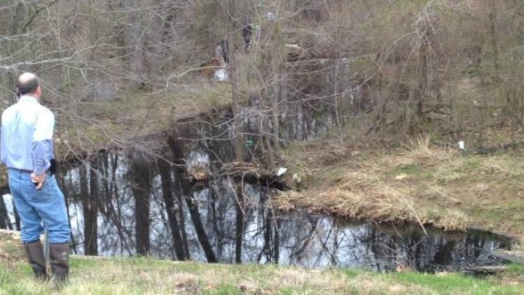 Pegasus Pipeline Spill in Arkansas