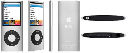 4th gen ipod nano