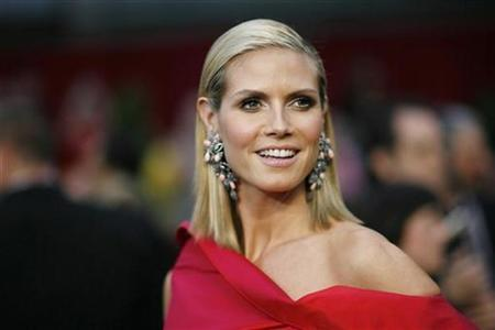 Supermodel Heidi Klum Doubles As Superhero During Near-Drowning In Hawaii