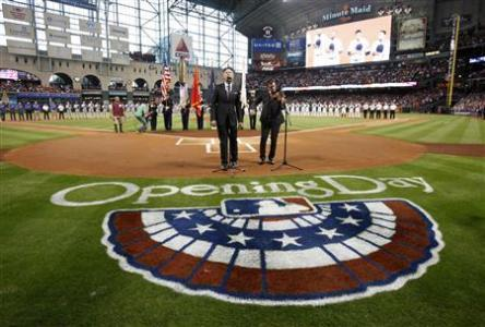 Opening Day Offers Fresh Start Around Majors