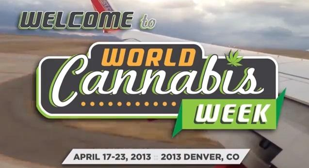 welcome to world cannabis week image