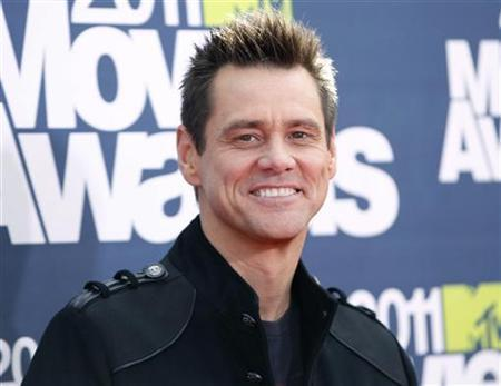 Alrighty Then: A Serious Jim Carrey Shoots Back At Gun Lovers
