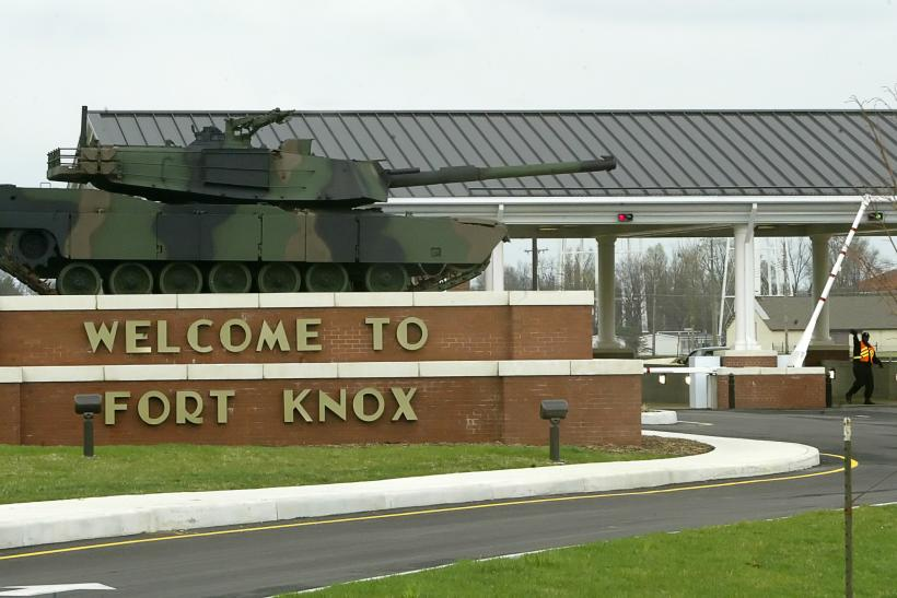 Fort Knox Shooting