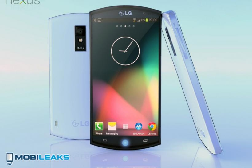 Nexus 5 Mock-Up