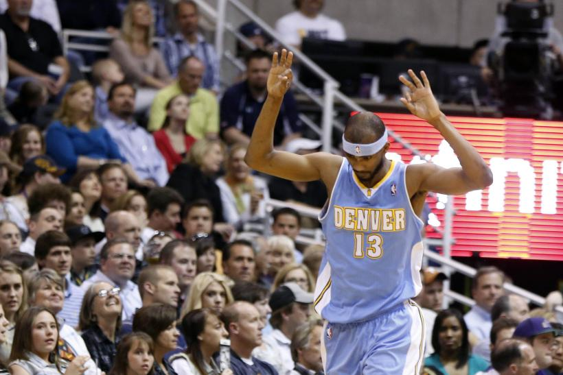 Corey Brewer Denver Nuggets
