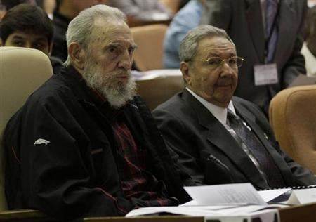 Fidel Castro Urges Calm On The Korean Peninsula
