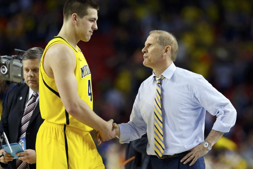 Michigan Mitch McGary John Beilein