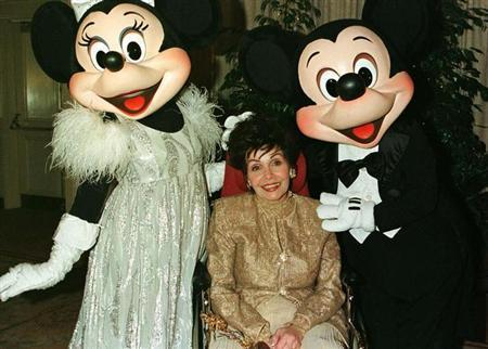 Annette Funicello, Disney And Beach Movie Legend, Dies At 70