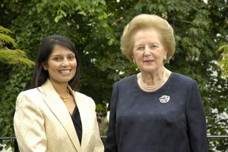 British-Asian Conservative MP Praises Margaret Thatcher