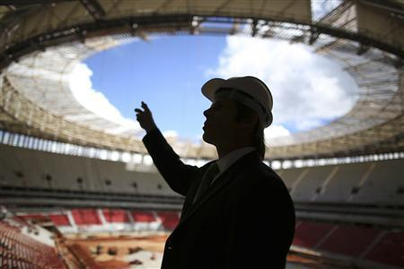 Brazil To Miss FIFA Deadline For Stadiums
