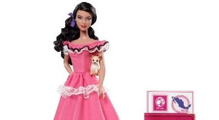 New Passport-Toting Mexican Barbie Sparks Outrage